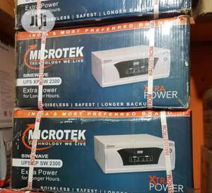 Microtek 2.3kva 24v Pure Sine Wave Inverter | Solar Energy for sale in Lagos State, Ojo