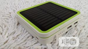 Solar Mobile Power Bank - 6000mah Battery | Solar Energy for sale in Lagos State, Alimosho