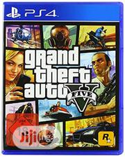 Rockstar Games Ps4 Grand Theft Auto v GTA 5 - Playstation 4 | Video Games for sale in Lagos State, Ikeja