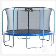 8ft Trampoline With Top Ring Enclosure System Trampoline | Sports Equipment for sale in Lagos State, Surulere