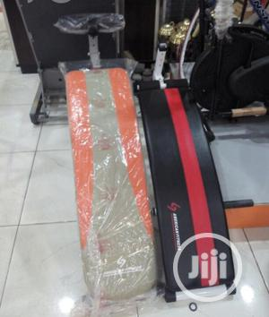 Heavy Duty Tummy Trimmer Sit Up Bench | Sports Equipment for sale in Ondo State, Irele