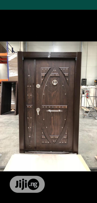 Archive: 4ft Luxury Armored Turkish Security Door