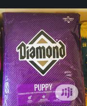 Diamond Dog Food Puppy Adult Dogs Cruchy Dry Food Top Quality | Pet's Accessories for sale in Lagos State, Ipaja
