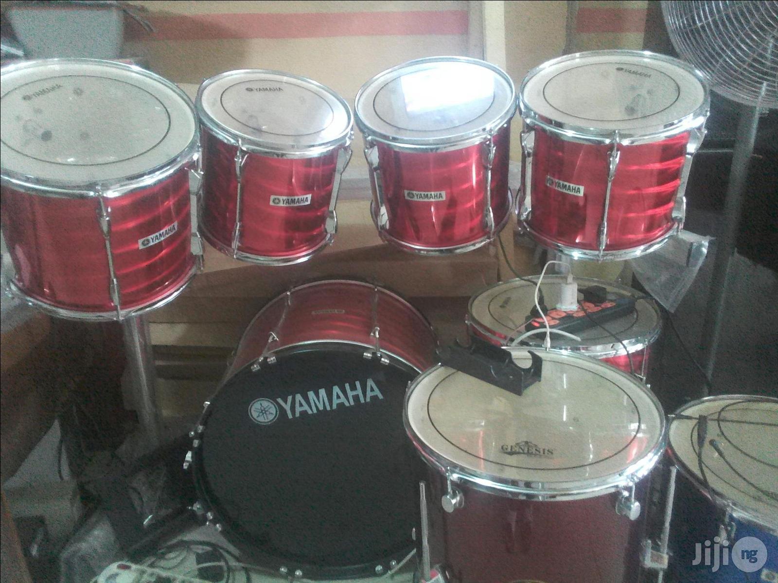 Yamaha 7 Set Drum
