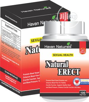 Natural Erect   Sexual Wellness for sale in Abuja (FCT) State, Garki 2