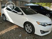 Toyota Camry 2013 White | Cars for sale in Abuja (FCT) State, Garki 2