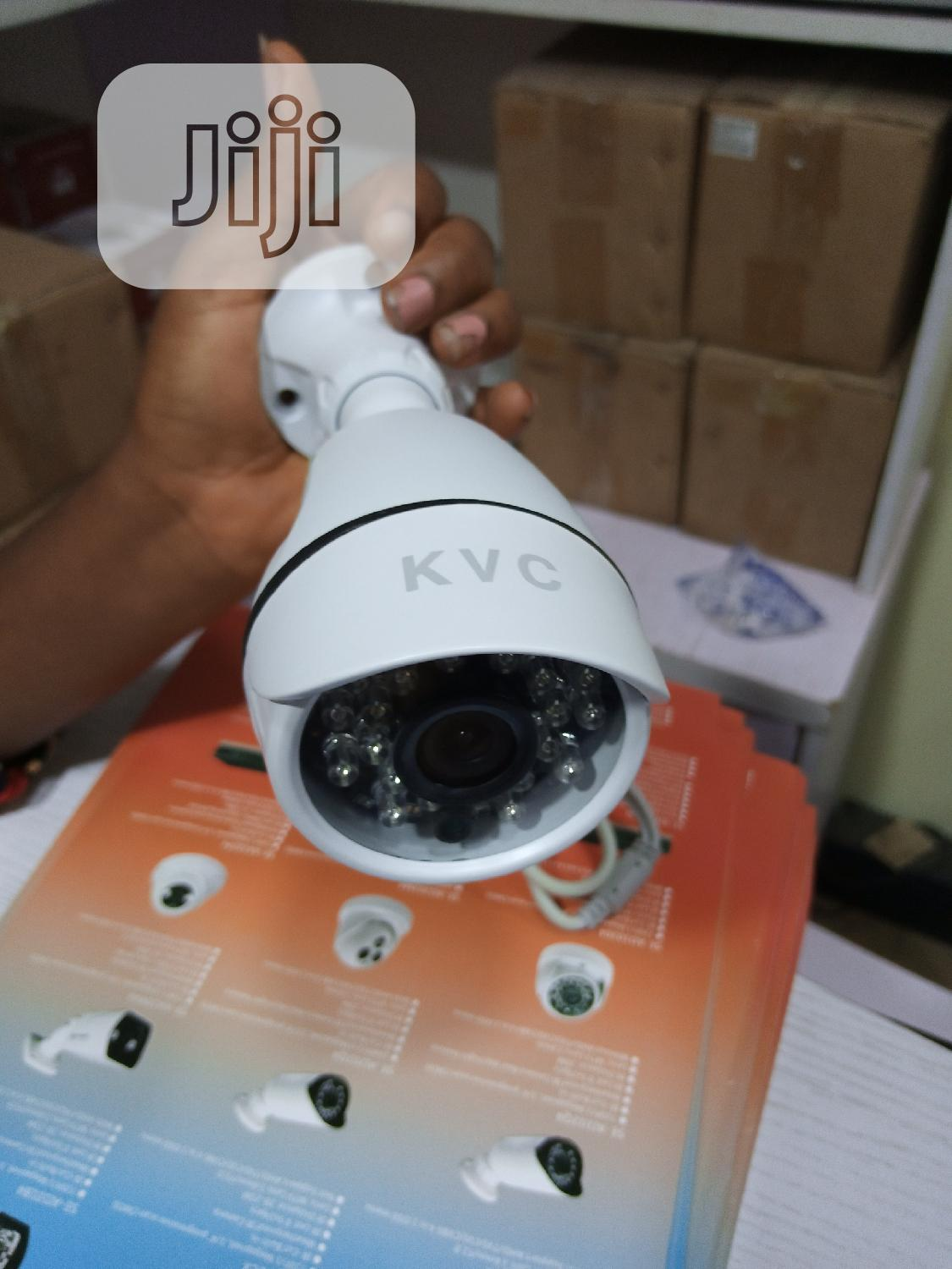 Kvc HD Outdoor CCTV Camera 1mp, 3.6mm | Security & Surveillance for sale in Ojo, Lagos State, Nigeria