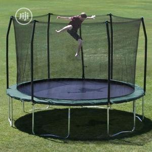 10fit Trampoline & Enclosure Combo   Sports Equipment for sale in Rivers State, Port-Harcourt