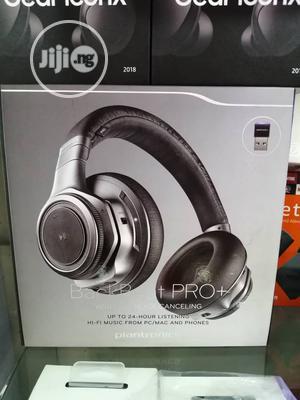 Plantronics Bluetooth Backbeat Pro+ | Headphones for sale in Lagos State, Ikeja