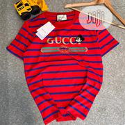Original Gucci Roundneck T-Shirt Available in Colors | Clothing for sale in Lagos State, Lagos Island