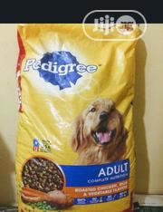 Pedigree Dog Food Puppy Adult Dogs Cruchy Dry Food Top Quality | Pet's Accessories for sale in Lagos State, Lagos Island