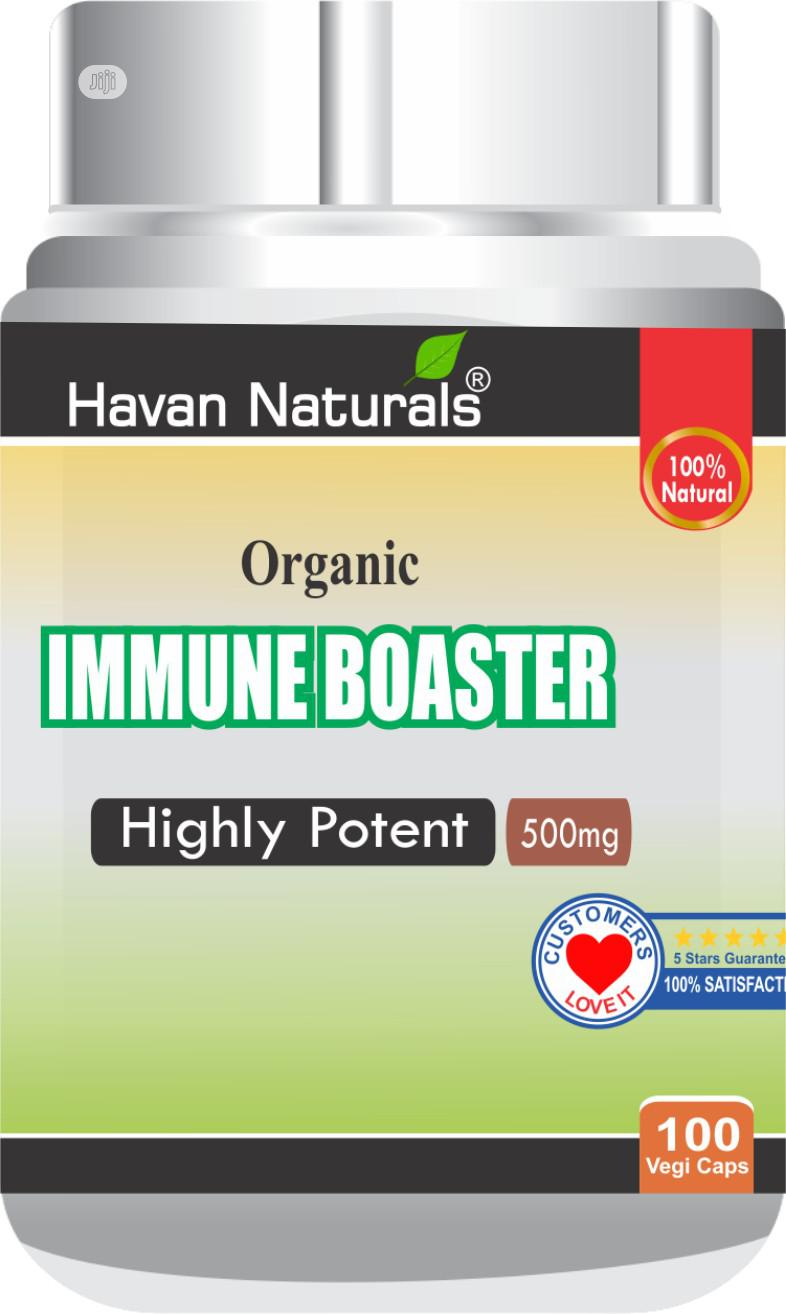 Immune Boaster | Vitamins & Supplements for sale in Garki 2, Abuja (FCT) State, Nigeria
