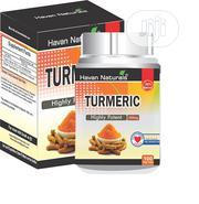 Turmeric Capsule | Vitamins & Supplements for sale in Abuja (FCT) State, Garki 2