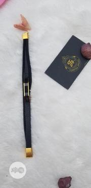 Mont Blac Leather Hand Bracelet | Jewelry for sale in Lagos State, Ajah