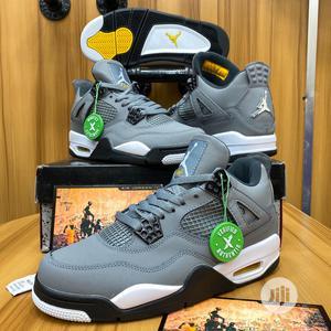 Air Jordan 4 Cool Grey Sneakers | Shoes for sale in Lagos State, Ojo