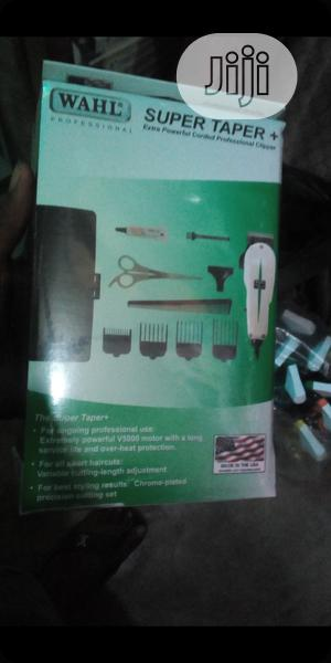 Wahl Super Taper + Clipper   Tools & Accessories for sale in Lagos State, Ojo