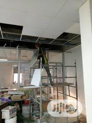 Suspended Ceiling Installation And POP   Building & Trades Services for sale in Lagos State, Lekki Phase 1