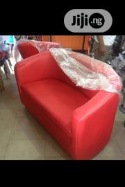 2in1 Red Sofa Chair | Furniture for sale in Lagos State, Ojo