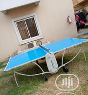 American Fitness Table Tennis Board With Complete Accessories | Sports Equipment for sale in Lagos State, Ikeja