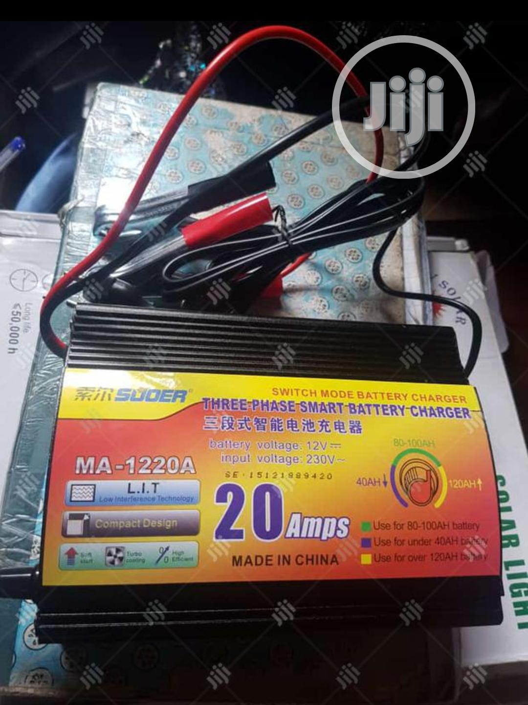 20ah Battery Charger