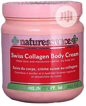 Nature Essence Swiss Collagen Body Cream (Orginal )   Bath & Body for sale in Lagos State, Amuwo-Odofin