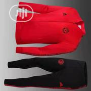 Manchester United Track Suit | Clothing for sale in Lagos State, Victoria Island