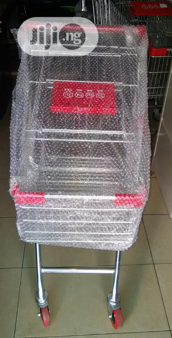 Archive: 100 Litres Shopping Trolley