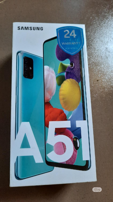 New Samsung Galaxy A51 128 GB Black