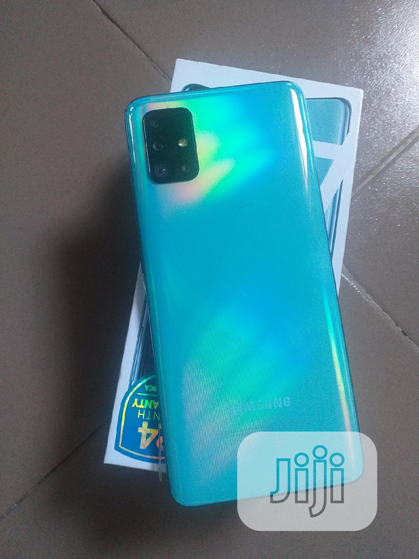 New Samsung Galaxy A51 128 GB Black | Mobile Phones for sale in Ifako-Ijaiye, Lagos State, Nigeria