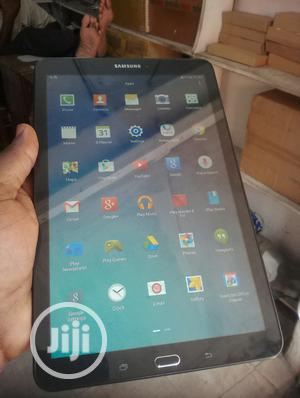 Samsung Galaxy Tab E 9.6 8 GB Black | Tablets for sale in Lagos State, Ikeja