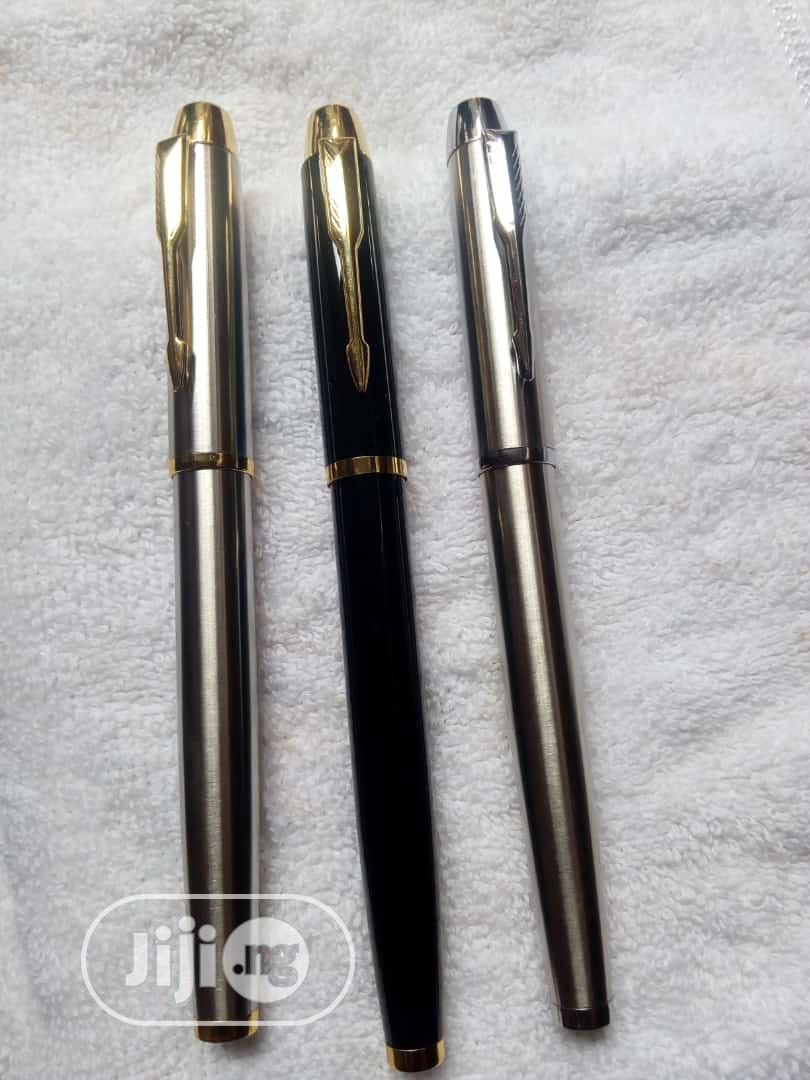 Exclusive Iron Pen 1pcs #420