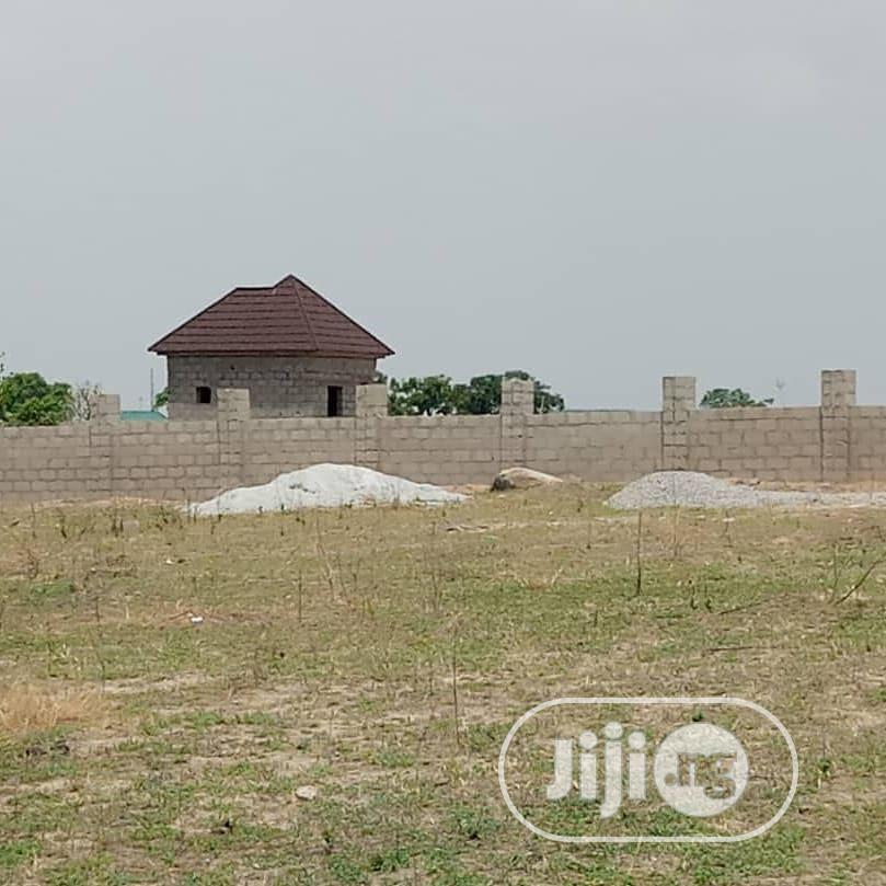 Plots of Land at Royalty Park and Garden, Mararaba Abuja for Sale