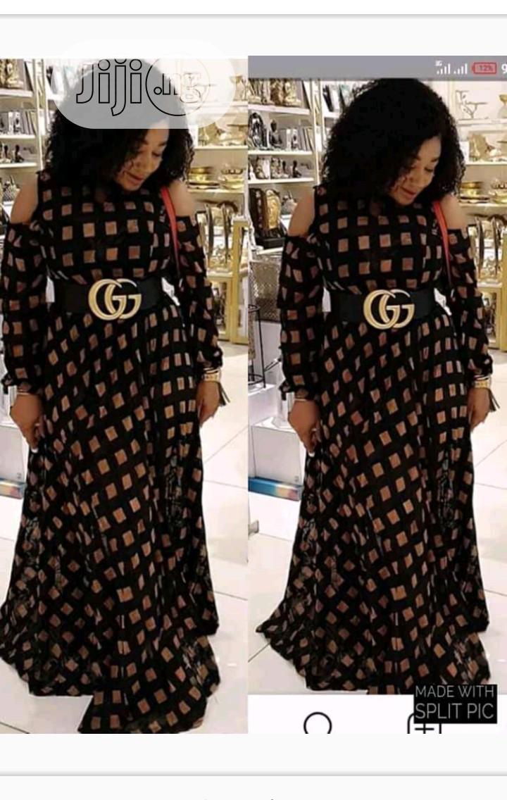 Unique Ladies Long Dress   Clothing for sale in Kosofe, Lagos State, Nigeria