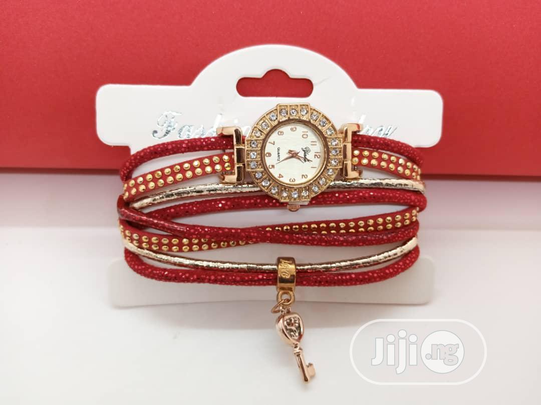 Luxury Ladies Bracelet Watch