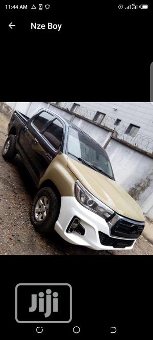Complete Upgrade Kit Toyota Hilux 207 to 2017