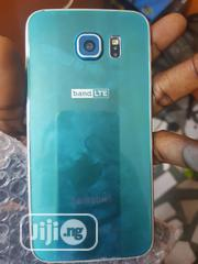 Samsung Galaxy S6 64 GB Blue | Mobile Phones for sale in Lagos State, Surulere
