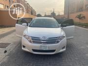 Toyota Venza 2009 V6 White | Cars for sale in Lagos State, Ifako-Ijaiye