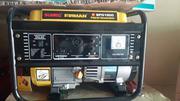 Original SUMEC FIREMAN Generator SPG1800, Petrol Used | Electrical Equipment for sale in Lagos State, Lagos Island