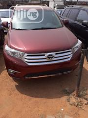 Toyota Highlander 2008 Red | Cars for sale in Lagos State, Ikotun/Igando