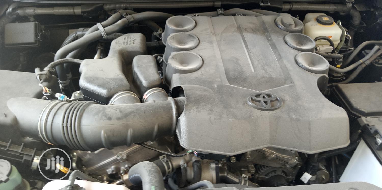 New Toyota Land Cruiser Prado 2019 VXR Black   Cars for sale in Amuwo-Odofin, Lagos State, Nigeria