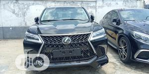 Lexus LX 2016 Black | Cars for sale in Lagos State, Amuwo-Odofin