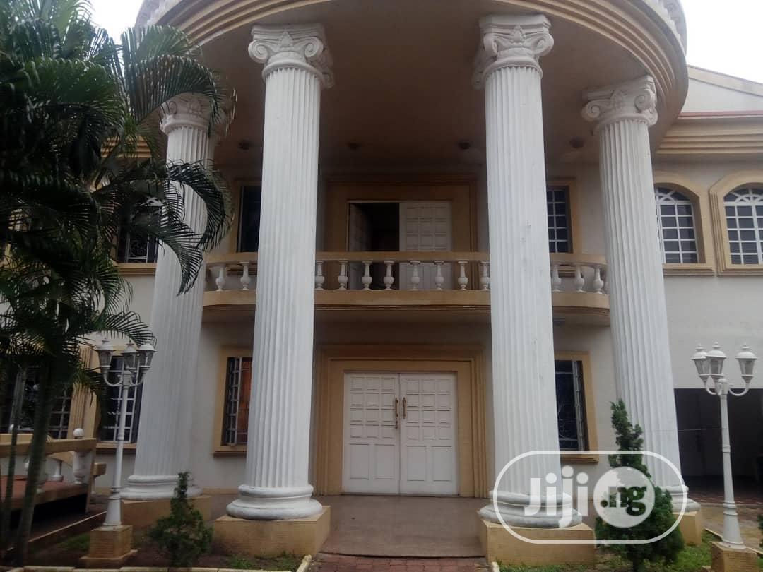 Archive: 8 Bedroom Mansion in Parkview Estate Ikoyi