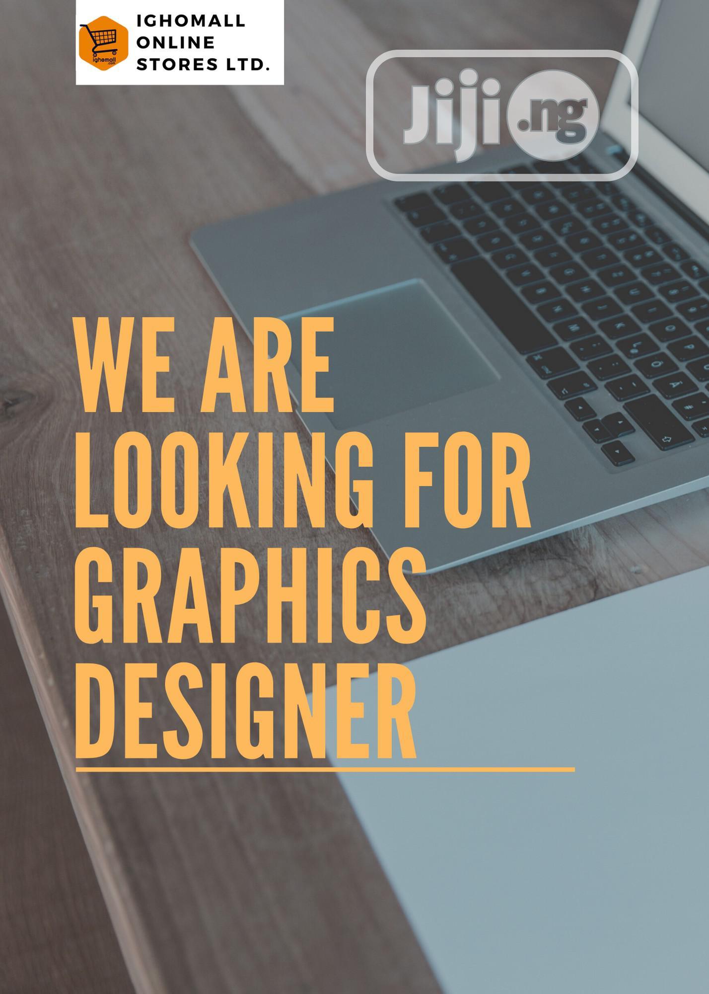 Archive: Experienced Graphics Designer Needed