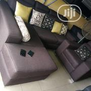 Quality And Classic L Shape Sofa Chair | Furniture for sale in Lagos State