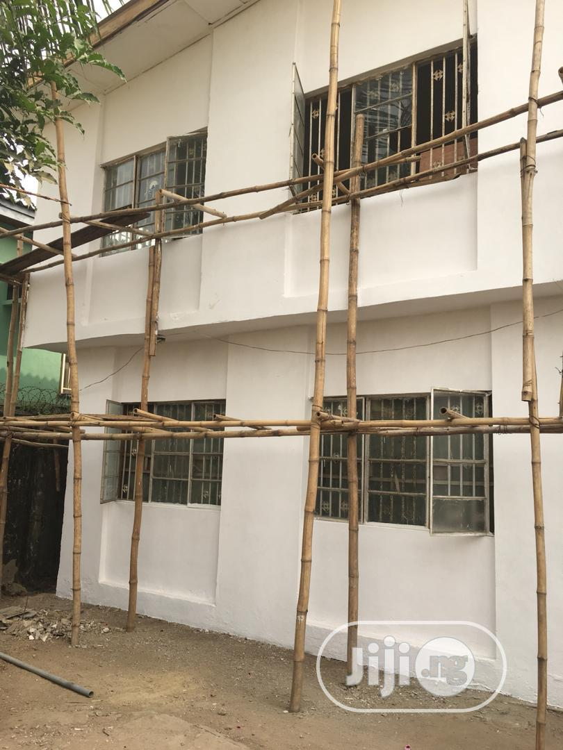 Standard Neat 2 Block Of 3 Bedroom Flats For Sale At Irekari Estate   Houses & Apartments For Sale for sale in Oshodi, Lagos State, Nigeria