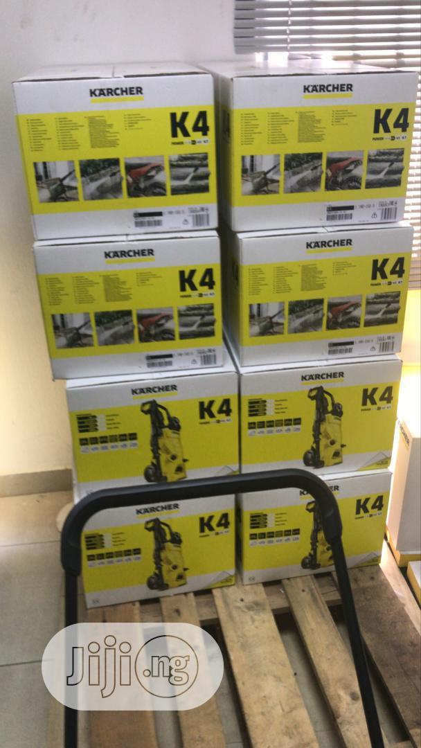 K4 Karcher High Pressure Washer Machine