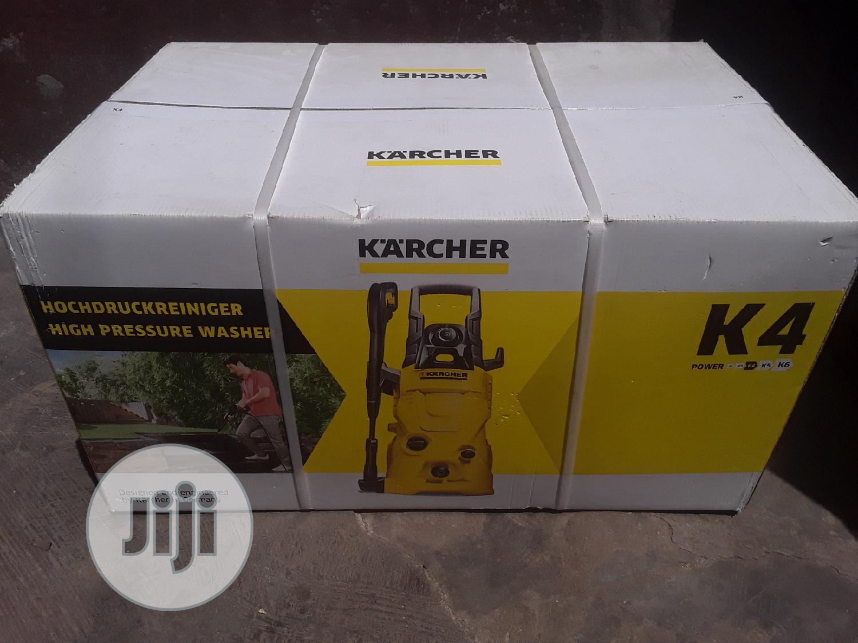 K4 Karcher High Pressure Washer Machine | Garden for sale in Lagos Island, Lagos State, Nigeria