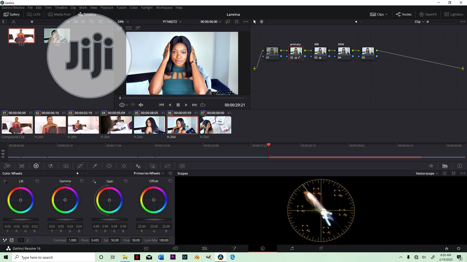 Colorist For You Film, Music Video And Commercial