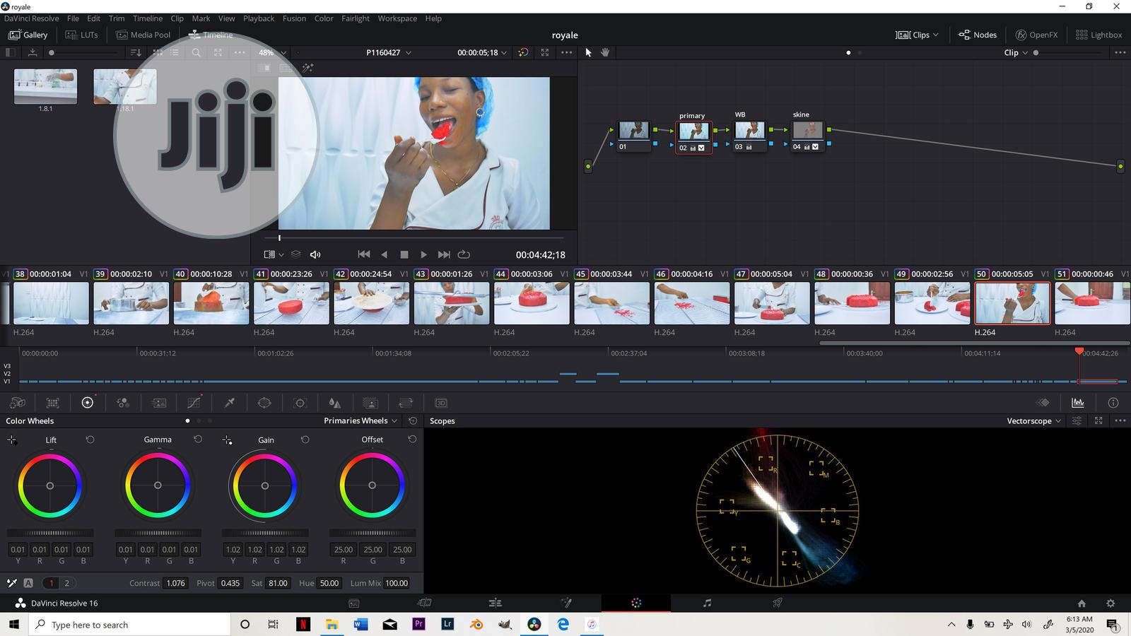 Colorist For You Film, Music Video And Commercial | Photography & Video Services for sale in Ajah, Lagos State, Nigeria