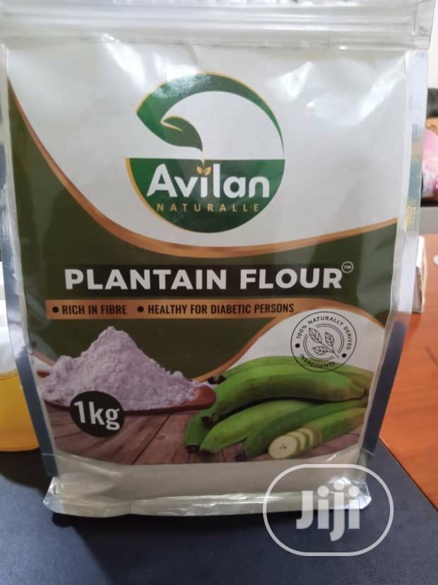 Avilan Plantain Flour
